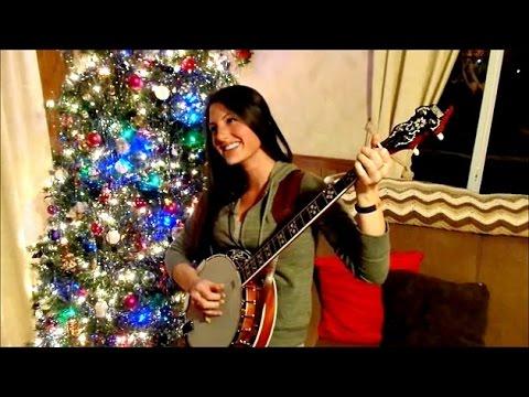 O Christmas Tree on Banjo