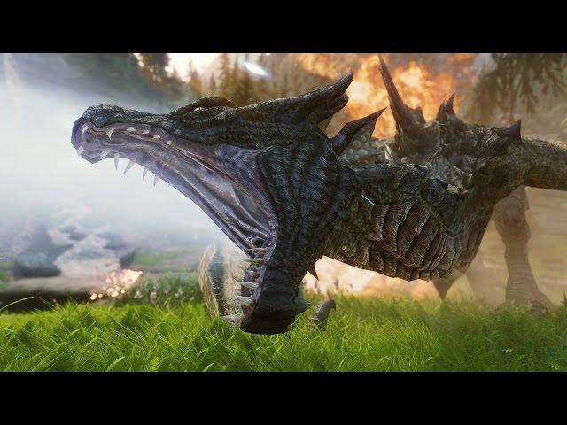 Elder Scrolls V : Skyrim - Testando mods
