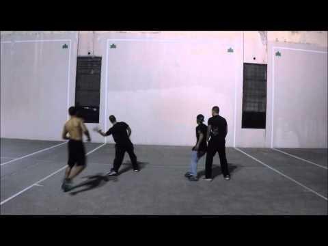 Bori & Jose vs Alexis & Jeff