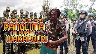 Download Video Letjen Purn Suharto: Hancurkan Lumat Habis OPM, Panglima Kita Bukan Wakapolri, Ini Tugas TNI MP3 3GP MP4