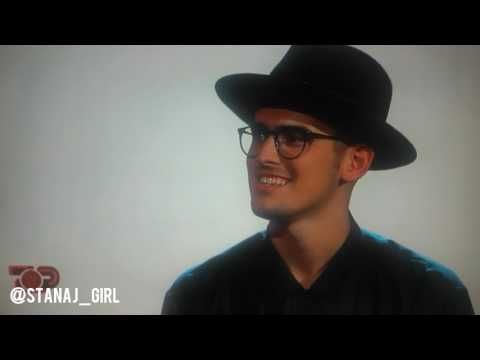 Stanaj -The Voice of Albania (interview)