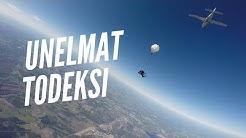 Laskuvarjohyppy 4KM korkeudesta | Anna elämän viedä!
