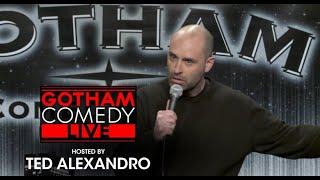 Ted Alexandro | Gotham Comedy Live