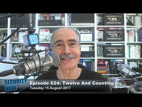 Security Now 624: Twelve and Counting