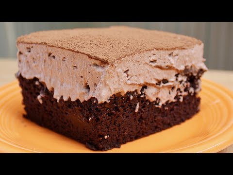 Bailey's Chocolate Irish Cream Cake With Michael's Home Cooking