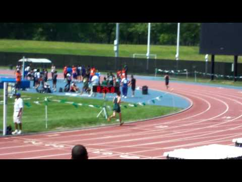 2 mile race at Icahn Stadium 2009