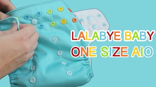 Lalabye Baby One Size All in One