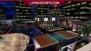 Presentamos nueva Sala - Tycoon Resort en Azteca Secreto