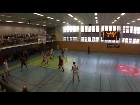 BLNO Semifinale 2 Centrum-Kongsberg 25.03.2017 Vulkanhallen