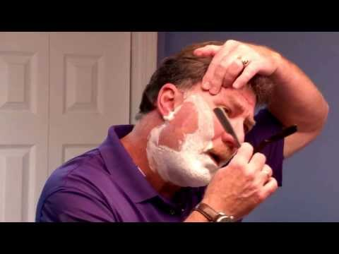 Best How to Shave with a Straight Razor Tutorial for Beginners Straight Razor Designs.com