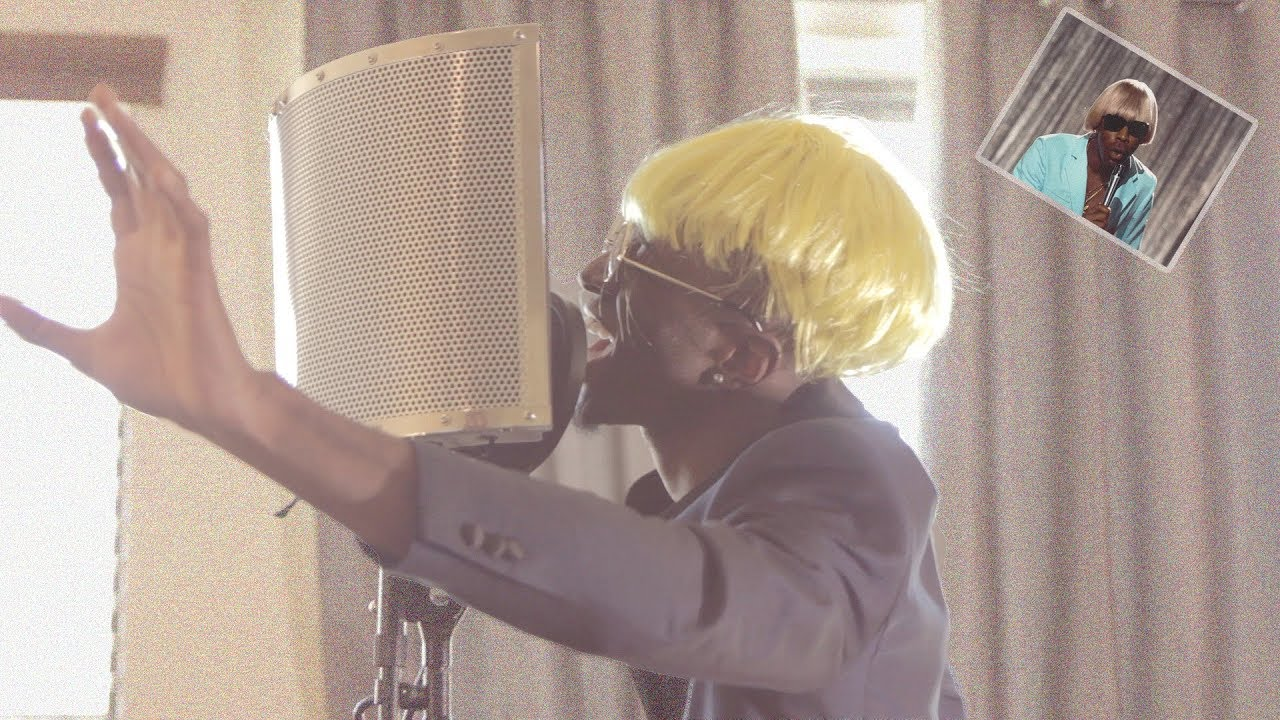 "How Tyler, The Creator Recorded ""EARFQUAKE"""