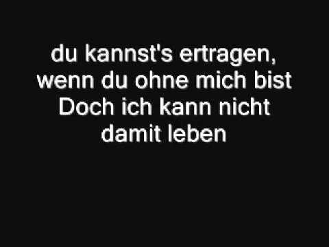 Vist - Gefühl Unterdrücken (Lyrics) ♥
