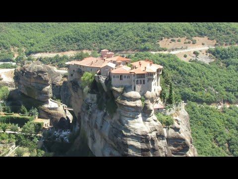 Meteora Manastırları / Yunanistan / Greece