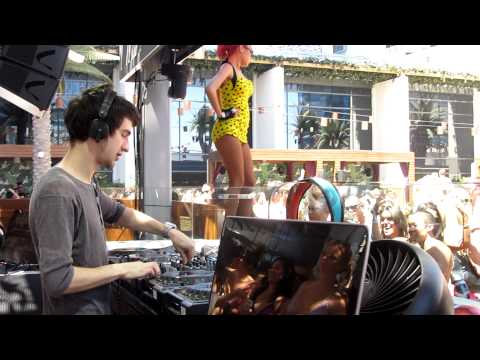 Mat Zo at Marquee Dayclub: The Sky (Club Mix)