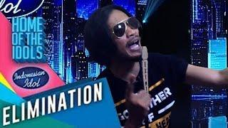 Gambar cover AMBYAR! Hida membawakan lagu Pamer Bojo-Didi Kempot-ELIMINATION 2-Indonesian Idol 2020 (PARODI)