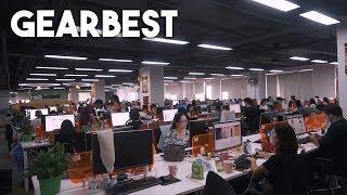 Visitamos las oficinas de Gearbest!!