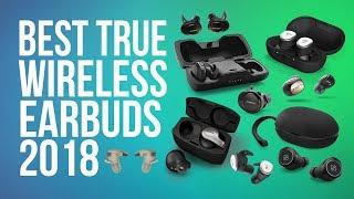 Video BEST TRULY WIRELESS EARBUDS 2018 | TOP 10 WIRELESS TRUE FULLY EARBUDS download MP3, 3GP, MP4, WEBM, AVI, FLV Juli 2018