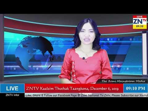 ZNTV Kaalsim Thuthak Taangkona # 51, December 6, 2019