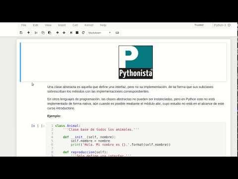 Clases abstractas y duck typing en Python 3