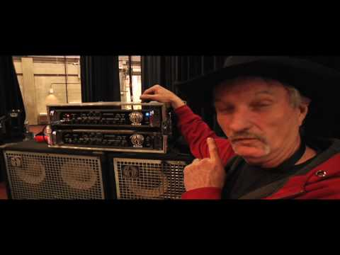 Bee Spears Willie Nelson & Family Uses SWR Bass Amps.mov