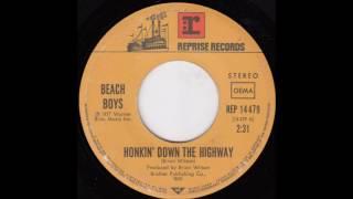The Beach Boys - Honkin' Down The Highway / Solar System [vinyl single rip]