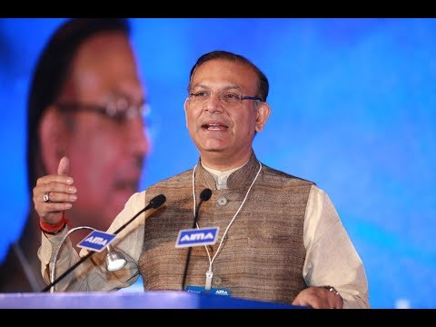 Jayant Sinha - India could be a leader in Drone Technology