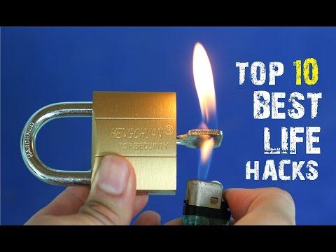 Top 10 Best Life Hacks