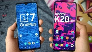 Redmi K20 Pro Vs Oneplus 7 | Fight Between Flagship Level 📱| Oneplus 7 vs Redmi K20 Pro..........