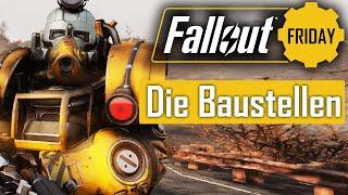 Die größten Baustellen von Fallout 76 - Bugs, Features & mehr - Fallout Friday