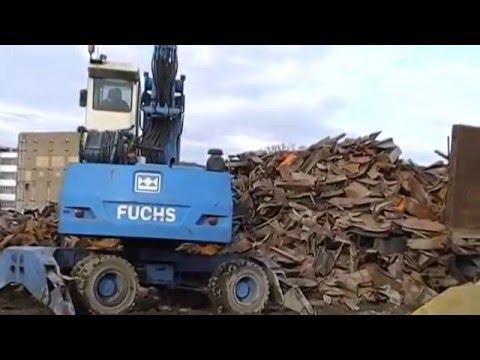 Перегружатель Fuchs MHL 350