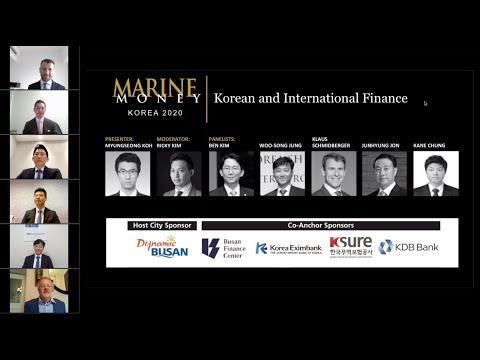 Korean and International Ship Finance