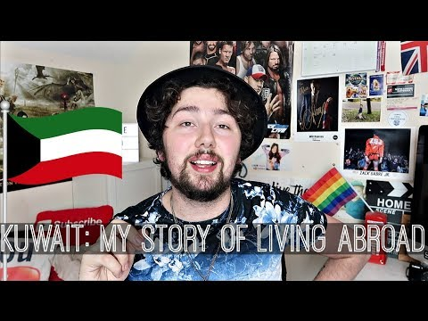 Kuwait: My Story Of Living Abroad | Ollie Walker