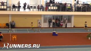 Первенство России среди юниоров - Чебоксары 2015 - 3 Забег 1500 м - Юниоры