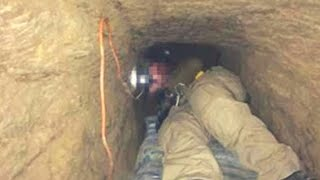 Police Find A Tunnel Under This House That Leads Them To A Ridiculous Surprise