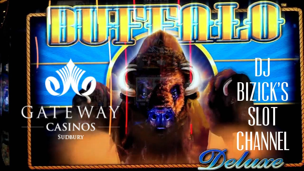 Buffalo Deluxe Slots
