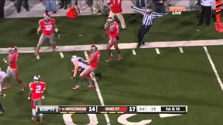 Russel Wilson vs Ohio State 2011