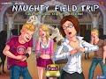 Naughty Field Trip Game - Walkthrough - Make Best Naughtiest Class Trip Ever