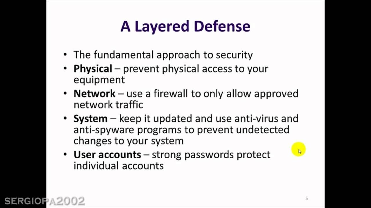 How to protect your computer from Viruses and Spyware. Cyber ...