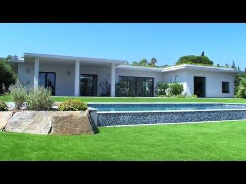 VENTE Demeure de prestige Grimaud (83310) - Vue mer panoramique Golfe de St Tropez - 296 m²