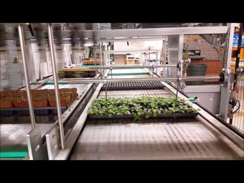 Amazing Wagners Garden Center Planting Automation