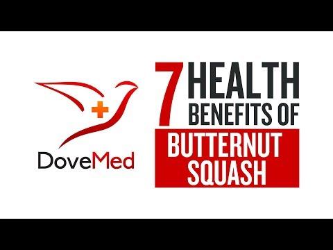 7 Health Benefits Of Butternut Squash