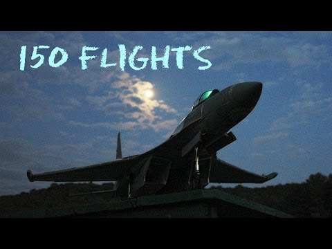 SU-35 150 Flights HD
