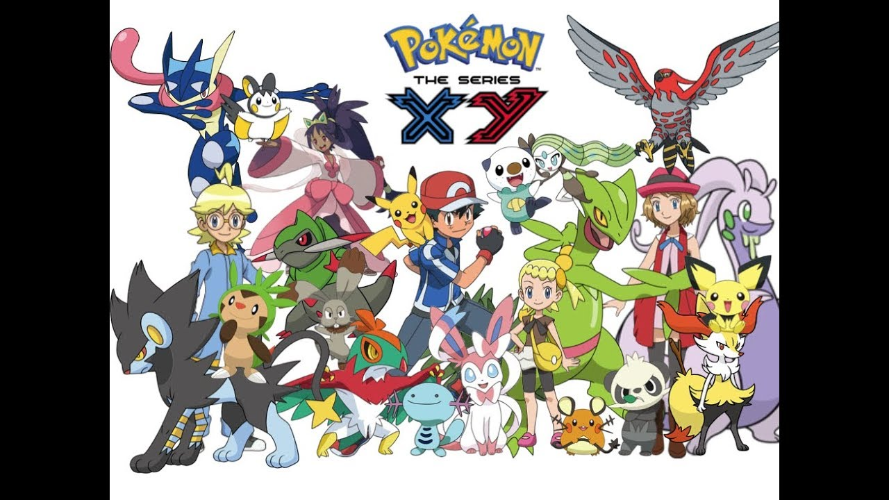 Pokemon Season 17 The Series Xy Hindi Dubbed Episodes Youtube