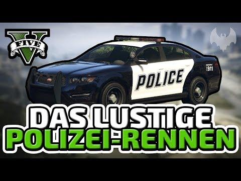 Das lustige Polizei-Rennen - ♠ GTA V Online Season 2 ♠ - Let's Play GTA V Online - Dhalucard