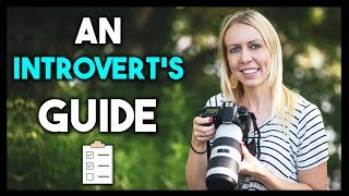 An introvert's guide to photographing people 📷 (tips, posing & ways to make it easier!)