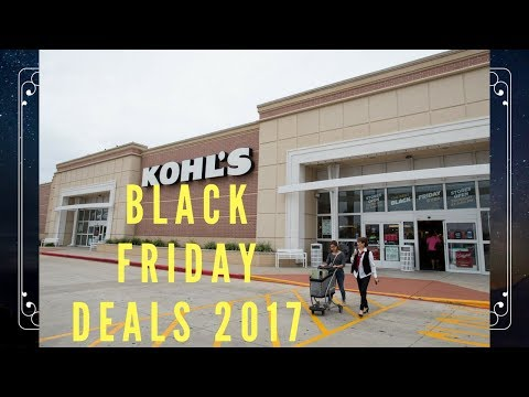 KOHL'S BLACK FRIDAY 2017 FULL AD 64 PAGES HOT DEALS! Top Deals Offers| TIPS & FULL AD SCAN