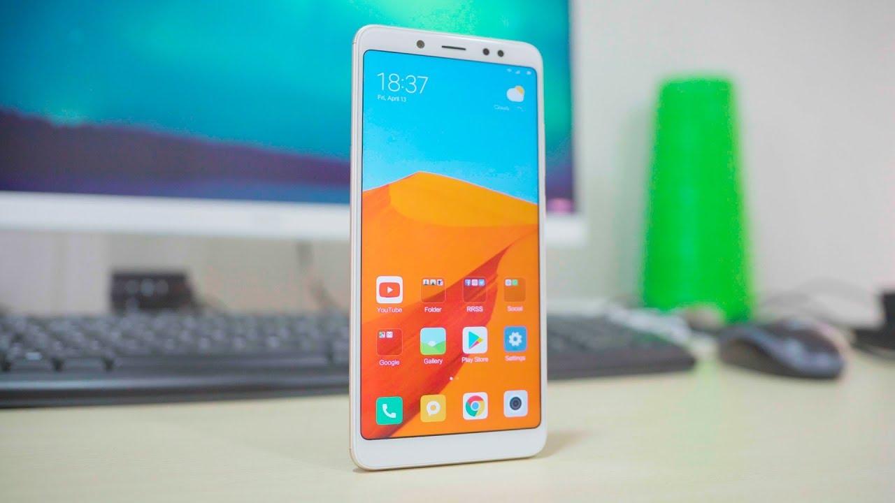 Xiaomi Redmi Note 5 La Review Youtube