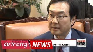 S. Korea and U.S. nuclear envoys stress international coordination over North Korea