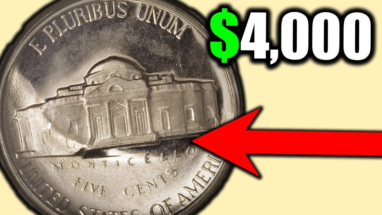 How Valuable can a 1968 Nickel be?? Error Nickels Worth Money!