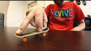 HOW TO FINGERBOARD